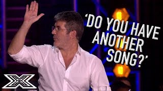 Download Second Song Sensations On X Factor UK! | X Factor Global Video
