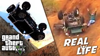 Download GTA 5 VS REAL LIFE 6 ! (fun, fail, stunt, ...) Video