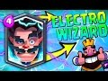 Download CLASH ROYALE :: ELECTRO WIZARD CHALLENGE & CHEST OPENING! Video