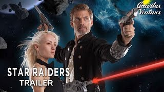 Download Star Raiders: The Adventures of Saber Raine - Trailer Video