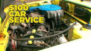 Download $100 Car Service Video