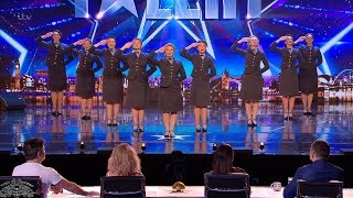 Download Britain's Got Talent 2018 D-Day Darlings Choir Full Audition S12E04 Video