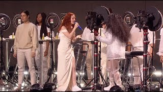 Download Jess Glynne - Thursday (Live from the BRITs 2019) ft. H.E.R. Video