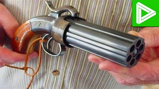 Download 10 Weapons You Won't Believe Exist! Video