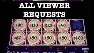 Download OUR FIRST ALL VIEWERS REQUEST VIDEO - DRAGON LINK, PIGGY BANKIN', BLACK WIDOW & LIGHTNING ZAP Video
