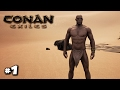 Download Conan Exiles Gameplay - Part 1 - The beginning Video