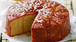 Download Orange Syrup Cake | One Pot Chef Video