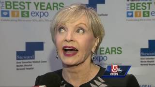 Download Florence Henderson speaks at Best Years Expo Video