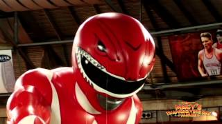 Download Power Rangers - Red Mighty Morphin Power Ranger Balloon at Macy's Thanksgiving Day Parade Video