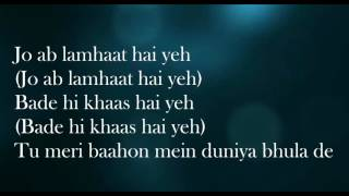 Download DARKHAAST Song With Lyrics | SHIVAAY | Arijit Singh & Sunidhi Chauhan | Ajay Devgn Video
