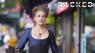 Download Lauren Rossi Is A Modern Day Marie Antoinette | Dress the Part | Racked Video