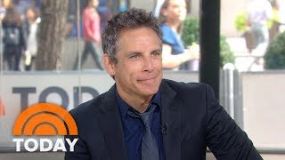 Download Ben Stiller Talks About His New Film 'Brad's Status' And Being Cancer-Free | TODAY Video