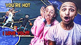 Download I Used My SISTER To Catfish guys on NBA 2K19... YALL ARE THIRSTY😂🤦♀️ Video