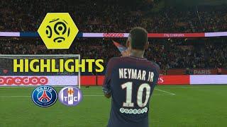 Download Paris Saint-Germain - Toulouse FC (6-2) - Highlights - (PARIS - TFC) / 2017-18 Video
