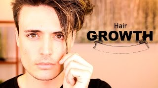 Download 5 Hacks to SUCCESSFULLY Grow Out Your Hair 2017 | Mens Hairstyle Hacks Video