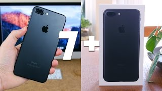 Download Apple iPhone 7 Plus Unboxing and First Impressions Video