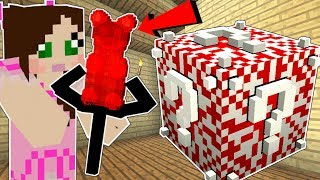 Download Minecraft: CANDY LUCKY BLOCK!!! (GUMMY BEAR WEAPONS, CANDY ARMOR, & MORE!) Mod Showcase Video