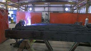 Download Steel, aluminum tariffs taking toll on US manufacturers Video