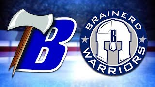 Download Brainerd Boys Hockey Gets Road Win Over Bemidji Video