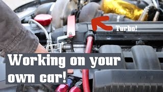 Download Why You Should Work On Your Own Car Video
