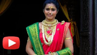 Download Mhalsa AKA Surabhi Hande Shows Her Ethnic Jewellery - Jai Malhar - Zee Marathi Serial Video