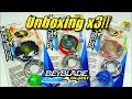 Download MORE RECOLORS!! Horusood / Odax / Unicrest - Hasbro Beyblade Burst Unboxing Video
