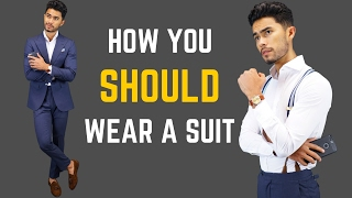 Download 4 Secrets to Look Sexier in a Suit Video