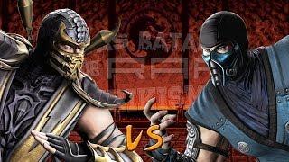 Download Scorpion vs Sub-Zero. Épicas Batallas de Rap del Frikismo | Keyblade Video