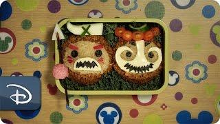Download Disney Parks How-To Make a Bento Box Magical: Kakamora From Disney's 'Moana' Video