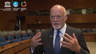 Download Announcing the UN Decade of Ocean Science for Sustainable Development - Peter Thomson Video