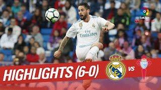 Download Resumen de Real Madrid vs RC Celta (6-0) Video