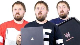 Download PS4 Slim/Pro vs. Xbox One S vs. Игровой ПК - что выбрать? Video