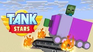 Download Monster School : TANK STARS CHALLENGE- Minecraft Animation Video