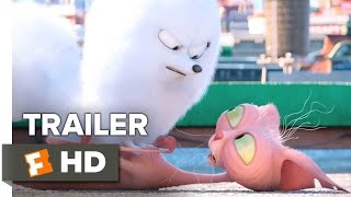 Download The Secret Life of Pets Official Trailer #2 (2016) - Kevin Hart, Jenny Slate Animated Comedy HD Video