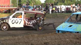 Download Aylmer Fair Demolition Derby 2010 - Vans Video