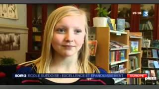 Download Le modèle éducatif suédois - Reportage Soir 3 le 18/04/2012 Video