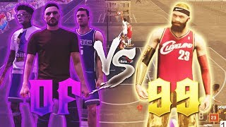 Download NBA 2K18 EXPOSING 99 OVERALL WITH 16,000 PARK GAMES! DF CLAN VS TRYHARDS! NBA 2K18 PARK GAMEPLAY! Video