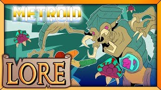 Download METROID: Samus Returns | Mother Brain & Chozo Origins | Zeurel | LORE Video