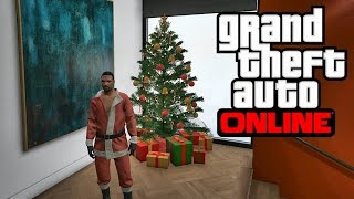 Download GTA 5 CHRISTMAS DLC UPDATE - FUN WITH SUBS (GTA 5 ONLINE PC ) Video