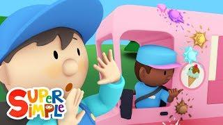 Download Ivan's Ice Cream Truck | Carl's Car Wash Ep. 10 | Cartoon for kids Video