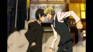 Download LET'S COUNT HOW MANY TIMES SHIZUO CALL IZAYA'S NAME ! Video