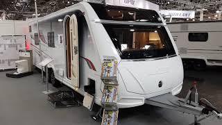Download CamperTobi - KABE Imperial 780 TDL FK KS Modell 2019 - Roomtour - Caravan-Salon 2018 Video