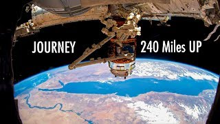 Download 4K International Space Station Journey Over Earth / Earth from space ISS Video