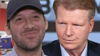 Download PHIL SIMMS BREAKS HIS SILENCE AFTER BEING REPLACED BY TONY ROMO ON CBS NFL COMMENTARY! Video