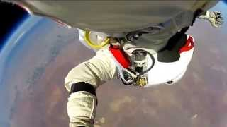 Download Felix Baumgartner - GoPro Footage 128K ft Space Jump Video from Red Bull Video