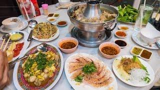 Download Teochew Chinese Food in Bangkok - CHINESE SASHIMI and Fish Steamboat!   อาหารแต้จิ๋ว ร้านตั้งจั้วหลี Video