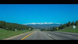 Download I-70 West in Colorado: King of the Mountains 2.0 Video