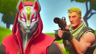 Download DRIFT GETS HUNTED BY A NOOB - Fortnite Short Film Video
