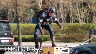 Download Meet Hollywood's Busiest Stuntman Video