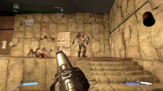 Download DOOM SnapMap #94 - MAP02: Underhalls Remake Video